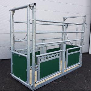 Behandlingsbox / Vågbox